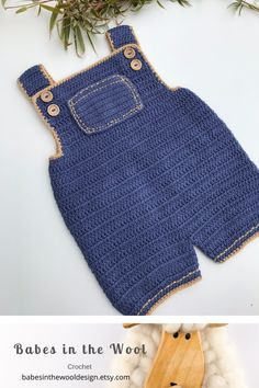 # crochet blanket patterns modern Crochet Pattern Baby Overalls - Newborn to 3 years Baby Patterns, Crochet Patterns, Blanket Patterns, Dress Patterns, Baby Overalls, Baby Sleepers, My Little Baby, Baby Shop, Baby Knitting