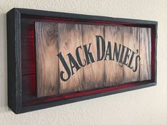 Rustic JACK DANIEL'S Modern Neon sign by PRIMOBARS on Etsy
