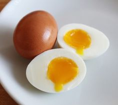 Learn How to Make Perfectly Soft-boiled Eggs! Everytime! Just in time for Sunday brunch!