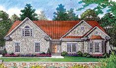 Cottage   Craftsman   Hillside   House Plan 97053