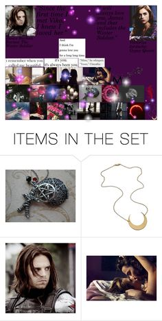 """Echoes Of The Past"" by daryldixonlover ❤ liked on Polyvore featuring art"