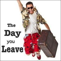 The Day Before Vacation Organizer