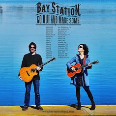 """Bird in the Tree: Bay Station """"Go Out and Make Some""""  National Tour"""
