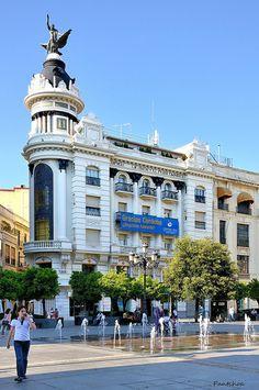 Plaza de las Tendillas, Córdoba, Spain