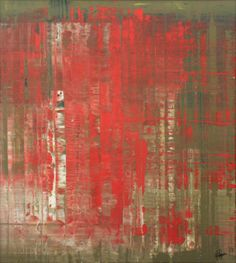 Red Bands By Artist  Vieira Rodrigues | Art-There