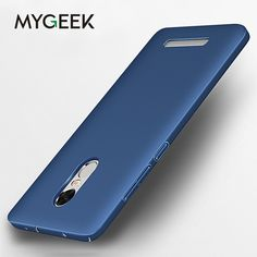 MyGeek Fine Matte Mobile Phone Case for xiaomi redmi note 4 Case note 3 Case Protective Back Cover //Price: $9.95 & FREE Shipping //     #tech #electronic