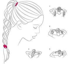 Simple braid twist