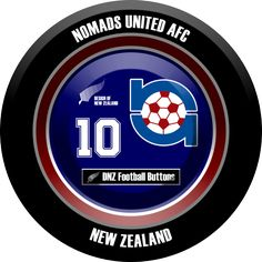 DNZ Football Buttons: Nomads United AFC