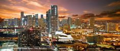 With its stunning beaches, Havana culture and lifestyle, the sub-tropical city of Miami, Florida, is the place to see and be seen. South Beach Miami, Miami Florida, South Florida, Miami Skyline, New York Skyline, Costa, Courtier, Downtown Miami, Architectural Photographers