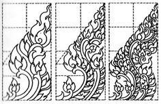 Google Image Result for http://1.bp.blogspot.com/_VAcnx9_DEvs/SIvtQQOawoI/AAAAAAAAE6o/caJ7FbhAt9Q/s400/Kanok-Baithet-ancient-art-of-lai-thai-silpa.jpg