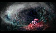 Storm Form: Eshonai by Fallonart