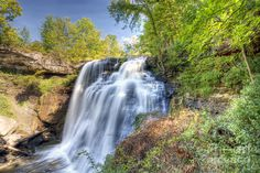 Image result for brandywine falls cuyahoga valley