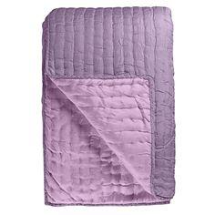 Chenevard Damson & Magenta Quilt & Pillowcases| Designers Guild