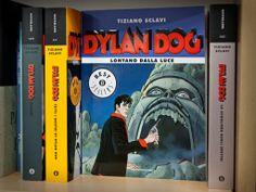 #DylanDog,l'indagatore dell'incubo. Creato nel 1986 da Tiziano Sclavi per la Sergio Bonelli Editore.