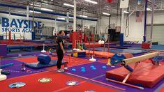 Gymnastics Trampoline, Toddler Gymnastics, Gymnastics Lessons, Gymnastics Camp, Preschool Gymnastics, Tumbling Gymnastics, Gymnastics Training, Gymnastics Videos, Gymnastics Workout