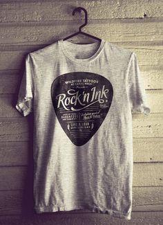 30 Cool T-shirt Designs Inspiration « Indieground Graphic Design ...
