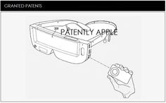 Apple iPhone VR Headset Spotted In Patent