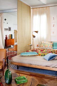 Dormitorio - AD España, © Manolo Yllera