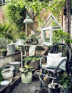 Ces 5 articles transforment votre balcon ou jardin en un paradis vert vtwonen Indoor Outdoor Living, Outdoor Decor, Small Garden Design, Natural Garden, Garden Care, Terrace Garden, Rooftop Terrace, Garden Styles, Amazing Gardens