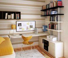 35 Desain Ruang Kerja Minimalis Di Rumah (Kantor)