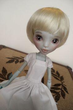 OOAK Lagoona Blue Doll Custom Repaint
