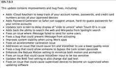 iOS 7.0.3 Direct Download Links