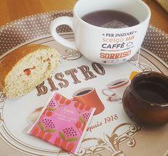 Per iniziare scelgo un caffè, una bevanda karkade' e frutti rossi, un mezzo panino integrale con marmellata e per continuare obbligatoriamente un sorriso😊 Buona giornata a tutti! #breakfast #breakfastistheway #colazionetime #colazione #tastyfood #foodpics #food #lacuochinasopraffina #likeitup #like4follow #followforfollow #likeforlike #l4l  Yummery - best recipes. Follow Us! #tastyfood