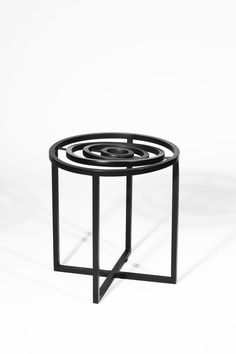 Gyro Stool by XYZ Integrated Architecture
