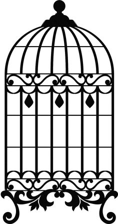 Cerceve, The bird cage is equally a property for your birds and a decorative tool. You are able to select whatever you want on the list of bird cage models and get far more unique images. Kirigami, Bird Stencil, Wood Burning Crafts, Bird Wallpaper, Silhouette Portrait, Bird Cages, Silhouette Design, Zentangle, Line Drawing