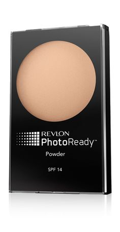 I set my foundation, either the Neutrogena Healthy Skin or the Colorstay with this powder.