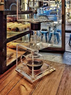 Cold Drip Coffee Apparatus - 20130710