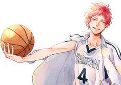 Akashi Seijūrō 赤司 征十郎 | Rakuzan Kōkō | Kuroko no Basket | あかしくん