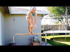 Gymnastics Expectations vs Reality - YouTube