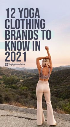 12 Yoga Clothing Brands to Know In 2021 | YogiApproved.com