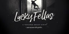 Lucky Fellas [5 Fonts] • The Fonts Master