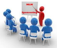 """MLM sponsoring is a vital element of internet marketing.    By learning the best way to recruit the right people to your successful network marketing team, you can guarantee your earnings will increase as """"passive"""" earnings.    Naturally the right people on your marketing team will be passionate and need to do as well as you do."""