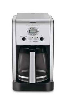 Cuisinart is a brand that is highly regarded when it comes to kitchen appliances and, as a result, the Cuisinart dcc-2600 is a coffee machine...