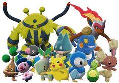 Lista de Pokemones
