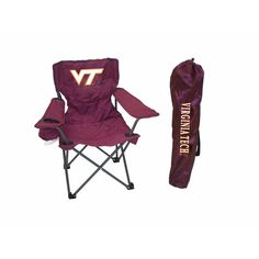 Virginia Tech Hokies NCAA Ultimate Junior Tailgate Chair