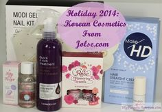 Holiday 2014 Gift Guide: Best Korean cosmetics from Jolse.com via @mbeautyjunction #bbloggers #skincare #beauty