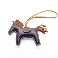 Horse Shaped Charm For A Bag