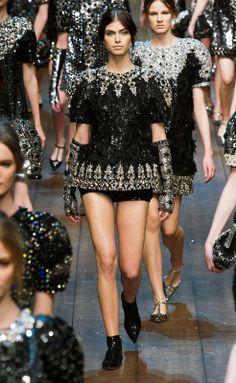 Dolce e Gabbana - Otoño-invierno 2014-2015 (Milán)
