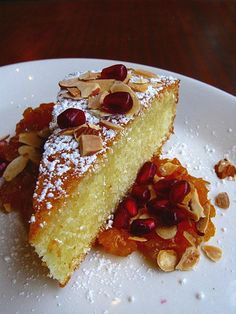 Middle eastern cake
