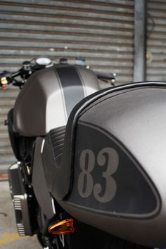 BMW K100 by BRICK MOTORCYCLES