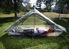 ZPacks.com Ultralight Backpacking Gear - Duplex Cuben Fiber Tent