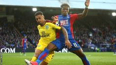 Crystal Palace winger Wilfried Zaha has signed a five-year contract extension with the Premier League club. www.infini88.com