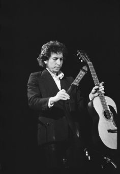 Bob Dylan and The Band's comeback tour in '74