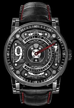 Luxury Time Piece......