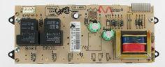 #Magic #Chef / #Maytag #7601P18160 Oven Control Board Repair Service
