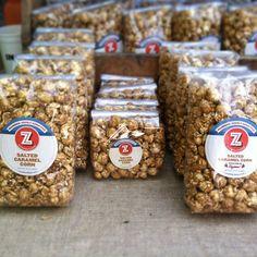 Z CONFECTIONS   Best caramel corn in Los Angeles.  http://www.zconfections.com Twitter: @Matthew Addonizio Walton